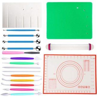 Fondant & Gum Paste Tools & Supplies